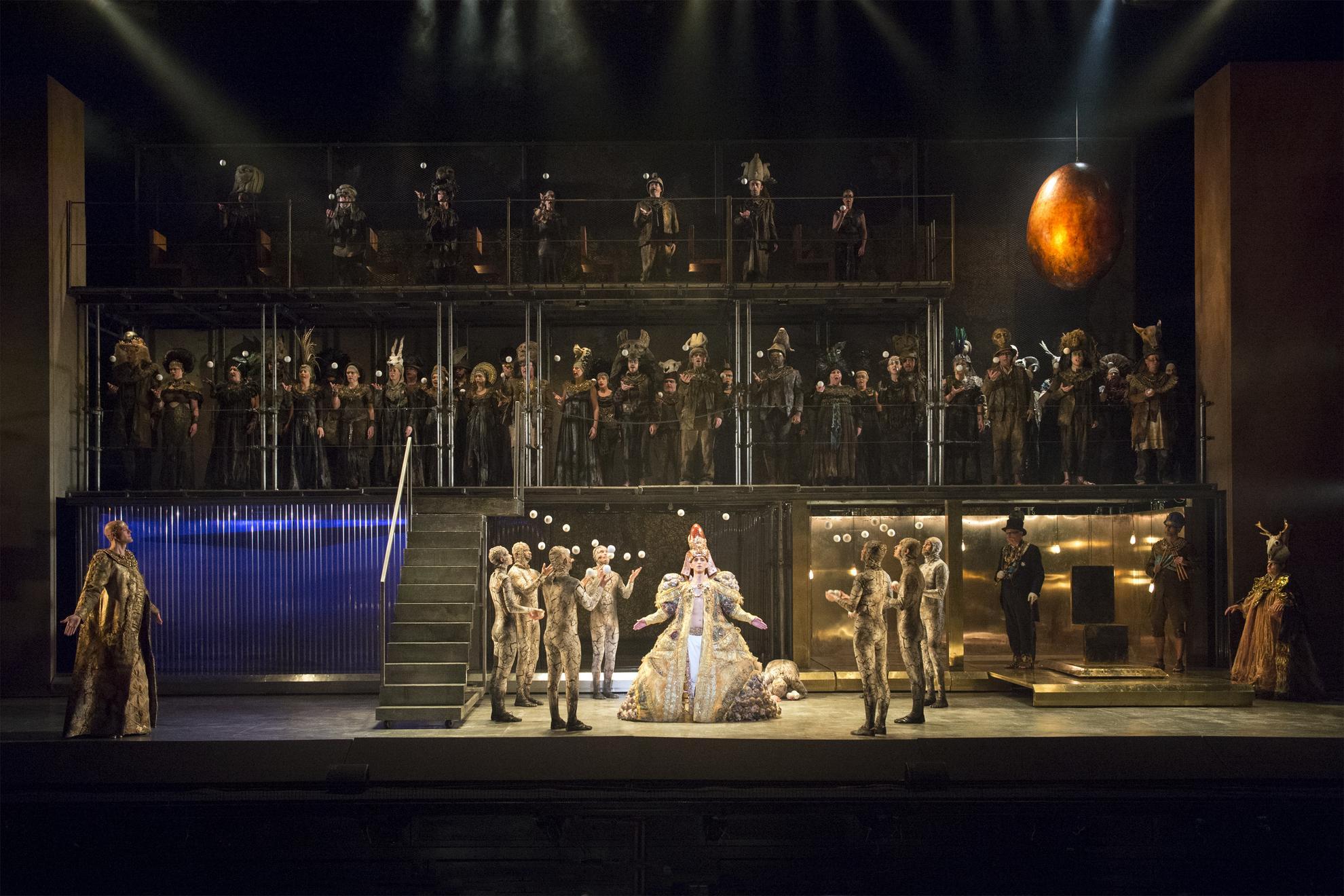 Echnaton Oper