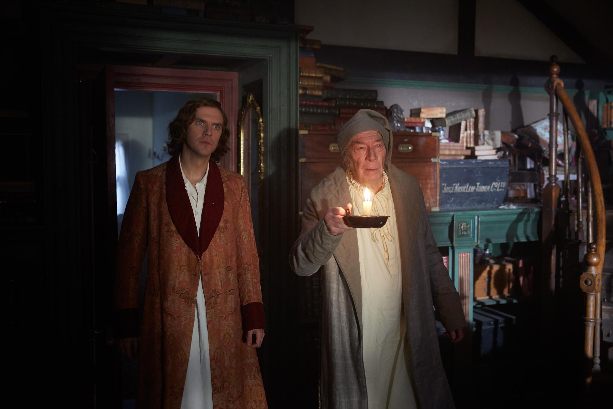 Der Weihnachten.Charles Dickens Der Mann Der Weihnachten Erfand Starmovie